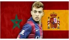 منير الحدادي يريد اللعب لمنتخب المغرب