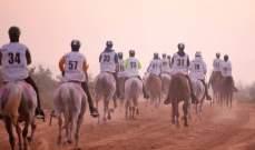 ميادين الامارات تستضيف سباق القدرة للخيول العربية الأصيلة