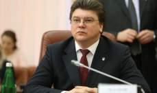 اوكرانيا تعلق مشاركتها في البطولات المقامة على الارض الروسية