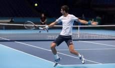 بطولة أستراليا المفتوحة: ديوكوفيتش يطيح مونفيس