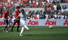 كاسيميرو يعلق على مباراة الفريق امام اليونايتد
