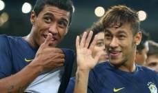 نيمار لـ باولينيو : اتمنى أن تكون سعيداً في برشلونة مثلما كنت
