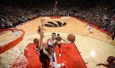 NBA : الرابتورز يتفوّق على السفنتي سيكسرز