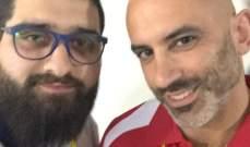 خاص : ماذا قال مروان خليل عقب فوز لبنان امام سوريا ؟