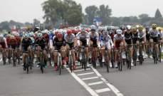 فروم يقترب أكثر من لقب جديد في سباق فرنسا للدراجات