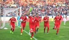رادولوفيتش يعلن قائمة منتخب لبنان لمعسكر أبو ظبي