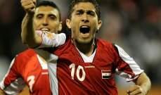 فراس الخطيب : لاعبو سوريامتميزون بقدراتهم الكبيرة