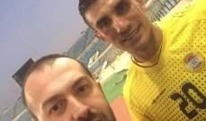 خاص- مدرب السلام يشيد باداء العهد وموني سعيد بالفوز بجدارة