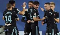 سيلتا فيغو يفوز خارج دياره على ريال سوسيداد