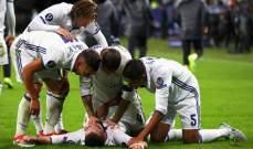 ريال مدريد يسرق كأس السوبر من اشبيليه بقدم كارفخال