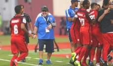 مارادونا: مشوار الفجيرة الرائع في الدوري سببه قوة العزيمة لدى اللاعبين