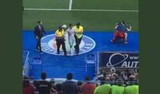 مُقلّد رونالدو يوقف مباراة ريال مدريد وخيتافي