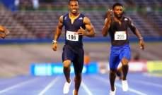 يوهان بليك يتألق في البطولة الجامايكية لألعاب القوى