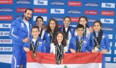 9  أرقام و24 ذهبية لنادي النجاح في بطولة قطر للسباحة