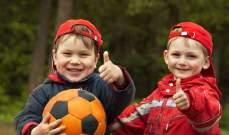 مبادئ توجيهية للنشاط البدني للاطفال
