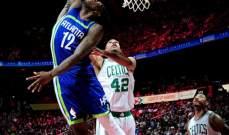 NBA: اتلانتا يقترب وميلووكي يتأخر خطوة عن النهائيات
