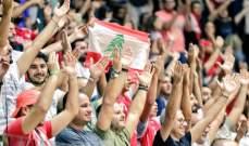 خاص - اداريون ولاعبون و مدربو كرة السلة يعايدون اللبنانيين عبر السبورت