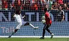 ملخص اهداف مباراة ريال مدريد ومانشستر يونايتد الودية مع ركلات الجزاء