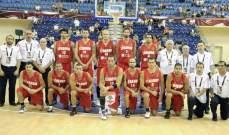 كرة السلة اللبنانية :مشاركة ثلاث مرات في كأس العالم والقاب بالجملة
