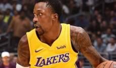 NBA:  الليكرز يتفوق على شيكاغو بولز ويتقدم في ترتيب المجموعة الغربية