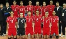 مونديال كرة الطائرة تحت 19عام :مصر تتخطى اميركا وتتاهل الى دور الـ16