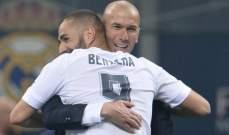 فلورنتينو بيريز قد يستغني عن الثنائي الفرنسي في الفريق نهاية الموسم