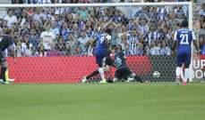 بورتو يعزز صدارته في الدوري البرتغالي