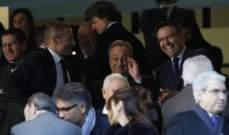 كيف كانت ردة فعل فلورنتينو بيريز بعد الهزيمة الكبيرة امام برشلونة ؟