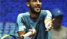 دامر يسقط فونيني ويحرز لقب بطولة سان بطرسبرغالمفتوحة