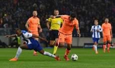 ليفربول يذلّ بورتو بين جماهيره بخماسية نظيفة ويقترب من التأهل
