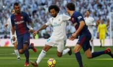 مارسيلو: نيمار سيلعب لريال مدريد يوما ما
