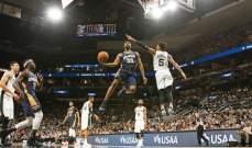 NBA: الكليبرز خارج حسابات النهائيات ويوتا وسان انطونيو يتقدمان