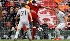 قرارات تحكيمية صائبة في مباراة ليفربول-يونايتد