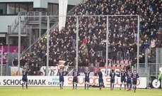 الدوري الهولندي : انتصارات لكل من أياكس وأوتريخت وفينورد