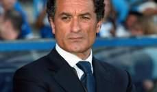 جينتيلي: دي بادجيو لا يستحق قيادة منتخب إيطاليا