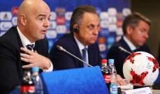 انفانتينو : لا يمكن فهم كرة القدم بدون حكم الفيديو