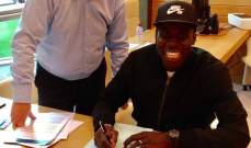 رسمياً : تشلسي يجدد عقد زوما ويعيره لستوك سيتي