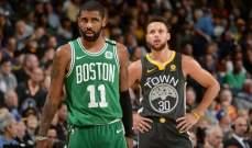 NBA: الواريرز يثأر من بوسطن وميامي يزيد الضغط على كليفلاند