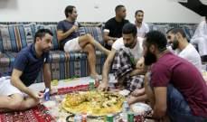 تشافي يعتاد على العيش في الخليج