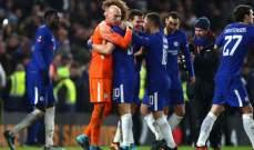 ما هي الارقام التي تحققت في مباراة تشيلسي ونوريتش سيتي في كأس الاتحاد الإنكليزي؟