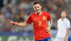اسبانيا تقسو على ايطاليا وترافق المانشافت الى نهائي يورو 21