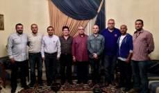 لجنة ادارية جديدة لنادي الشباب الرياضي البترون برئاسة باسيل