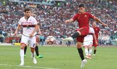 روما الى دوري الابطال السعودية تتقدم وفيتيل يحرز لقب جائزة موناكو