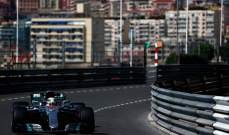 الفورمولا 1 تُدخل التعديلات على السيارات بسبب حادث بيلي مونغر