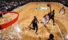 NBA: هيوستن يسجل انتصاره ال17 المتتالي وتورنتو يحسم تاهله للنهائيات
