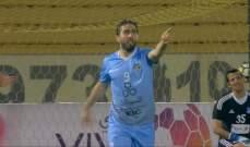 فراس الخطيب يقود السالمية الى الفوز على التضامن في الدوري الكويتي