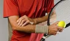 العلاج بالجراحة للمرفق لا يقدم اي امر اضافي للاعبي كرة المضرب