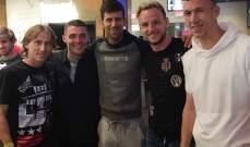 لاعبو منتخب كرواتيا يجتمعون في ال nba