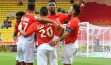الليغ1: موناكو يستعيد ذاكرة الانتصارات أمام كان