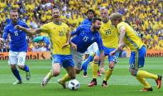 سان سيرو سيحتضن مباراة إيطاليا والسويد